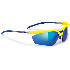 Rudy Project Magster yellow fluo Multilaser blue